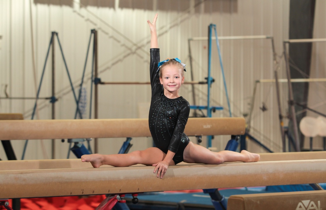 Gymnastics Competition Results