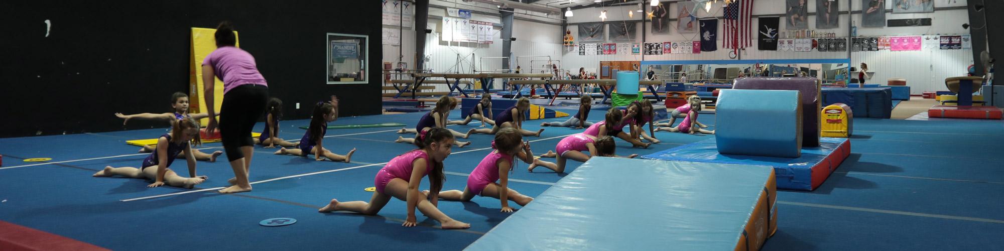 Pre-Team Gymnastics