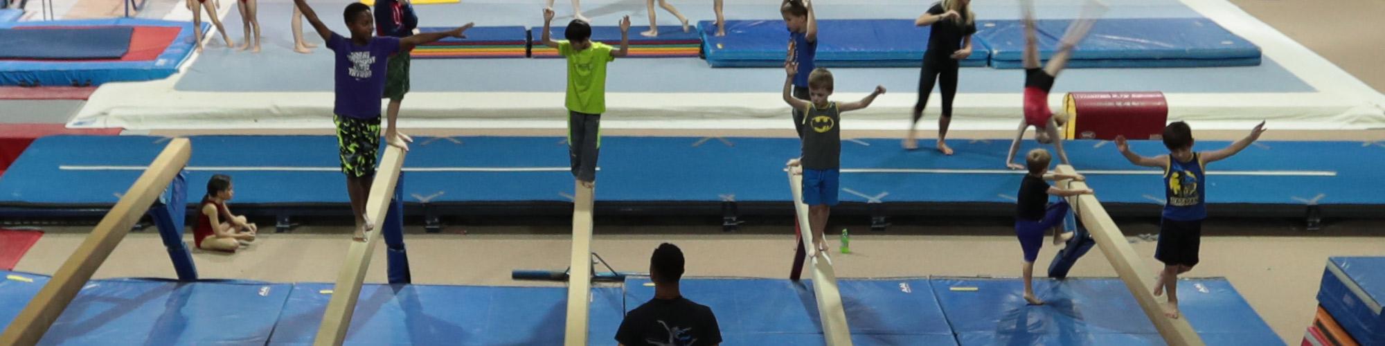 Gymnastics Photo Gallery